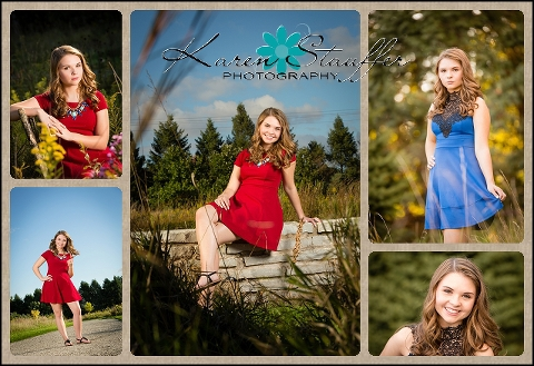 Uhigh Class of 2015 Senior Session