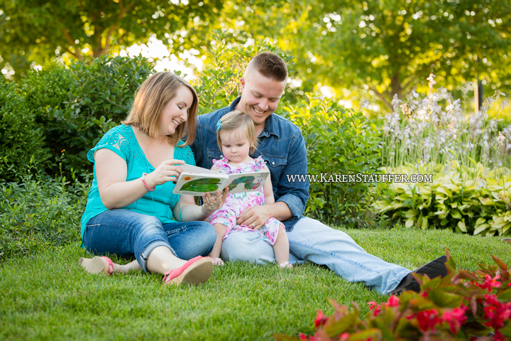 Family Photographer, Bloomington, IL