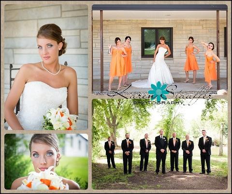 Ashley & Adam's Wedding | Central Illinois Wedding Photographer