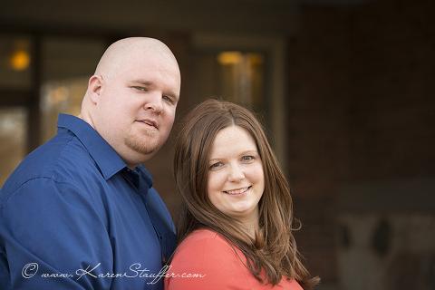 Kylie & Nick's Engagement - Bloomington, IL