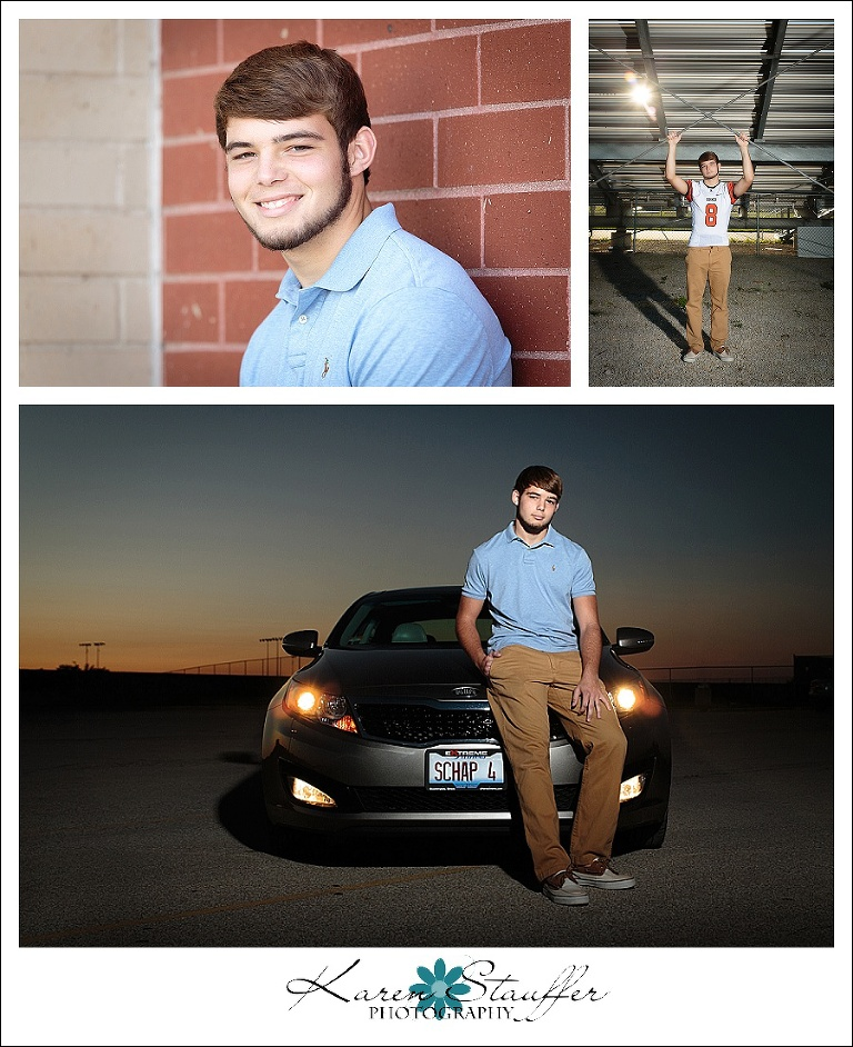 NCHS Class of 2016 Senior Session