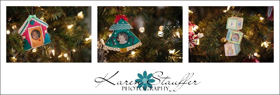 sentimental christmas ornaments