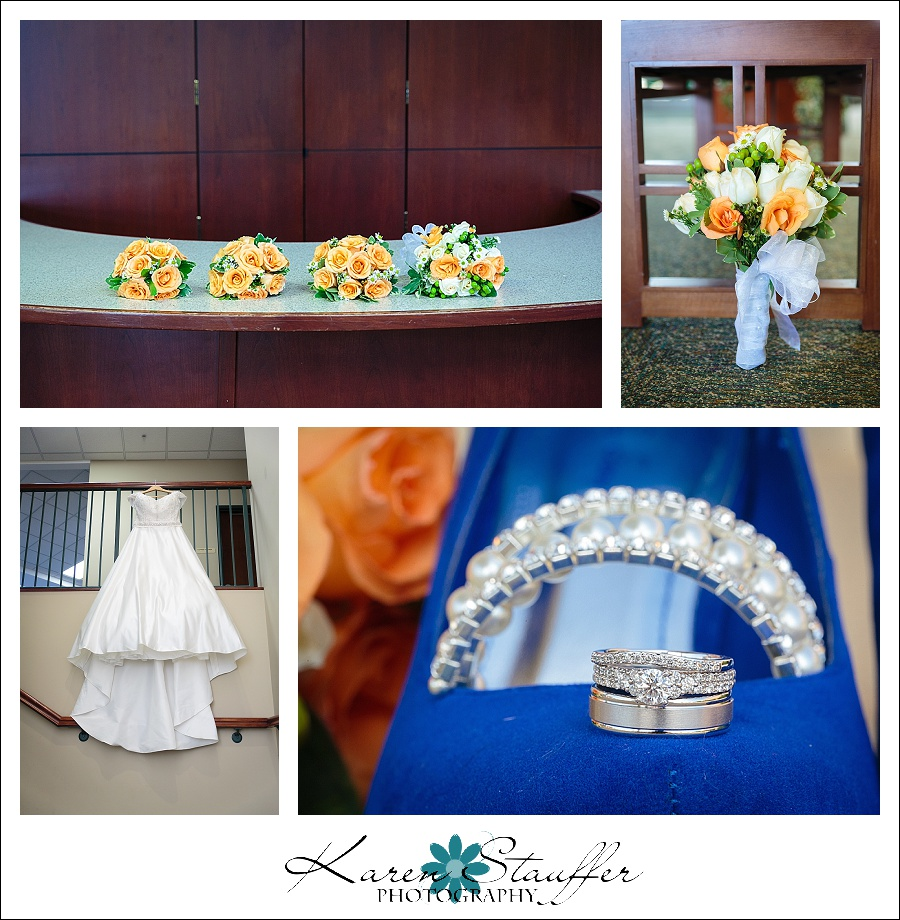 wedding-dress-wedding-ring-bouquet