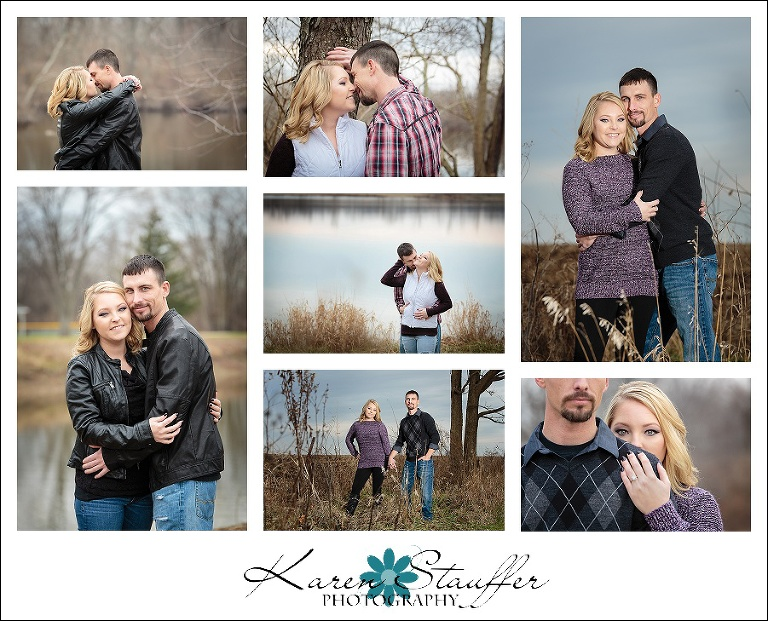 Central Illinois Engagement Session