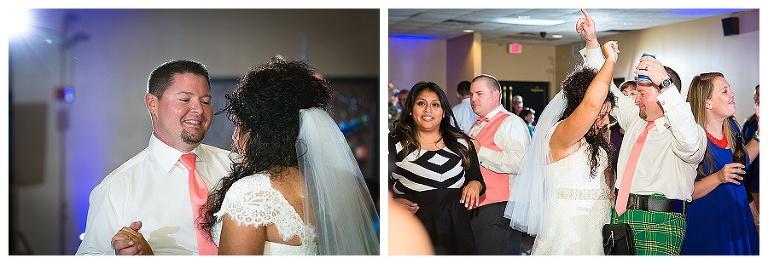 Wedding Day Timeline - First Dances