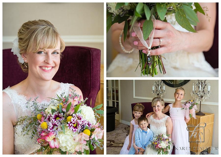 Bride-at-Peoria Marriott Pere Marquette