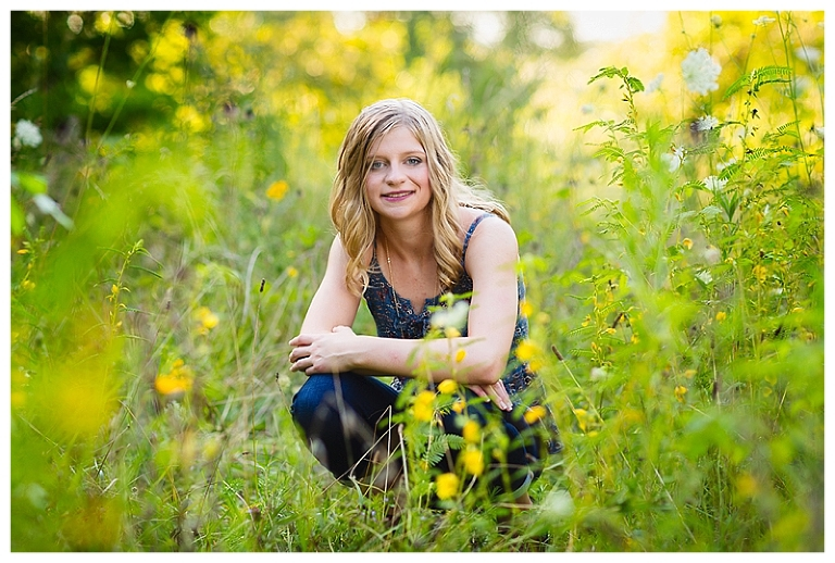 Bloomington-Normal Senior Photographer