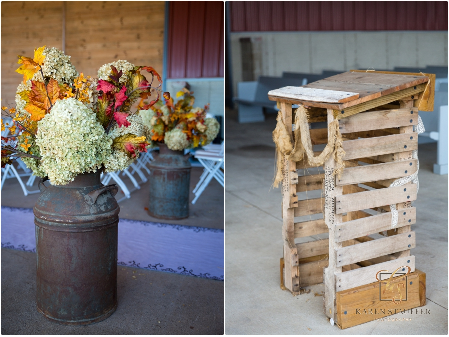 The Red Barn | A Central Illinois Barn Wedding Venue