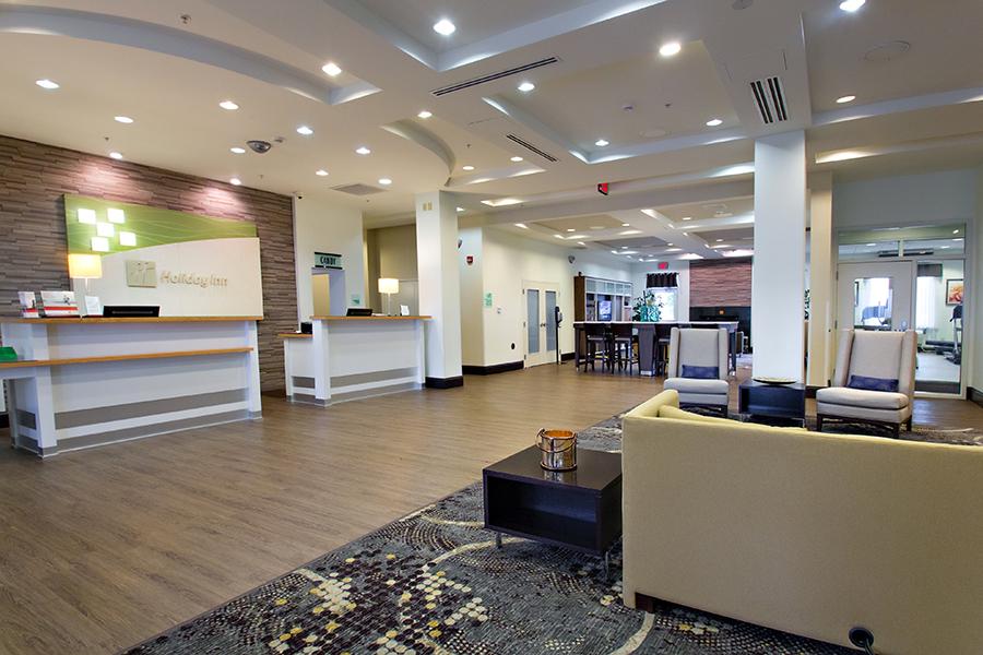 Holiday Inn   A $3,500,000 Renovation